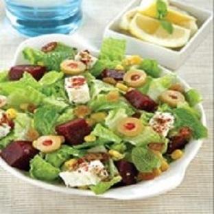 Pancarlı Marul Salatası
