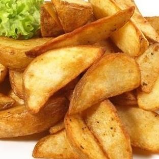 Parmak Patates Tarifi