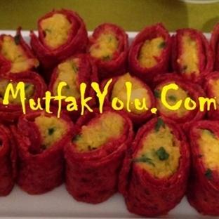 Patates Suşi
