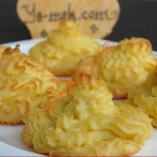 Pofuduk Patates Püresi (Düşes Patates) (Resimli)