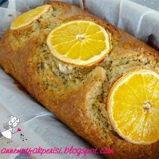 Portakallı kek denemek için en doğru zaman