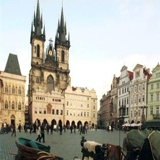 Prag'ı tavaf etmek…