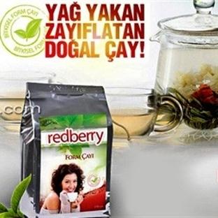 Redberry Çayı Zayıflatıyor mu?