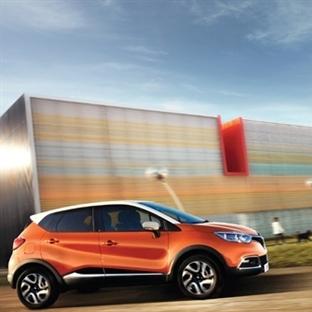 Renault Captur 2014 Fiyatı ve Özellikleri