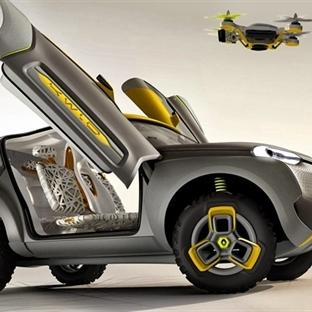 Renault'un Yeni Konsept Otomobili