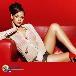 Rihanna'nın Bedenini Süslüyorum