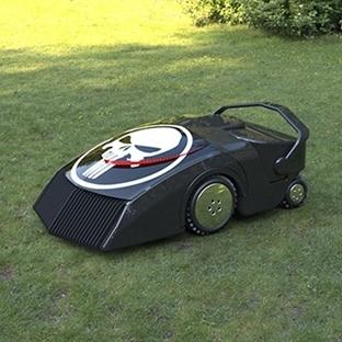Robot Çim Biçme Makinesi Gücünü Çimlerden Alıyor