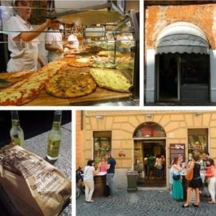 Roma'da Yemek Forever!..