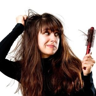 Saç Nezlesine Dikkat