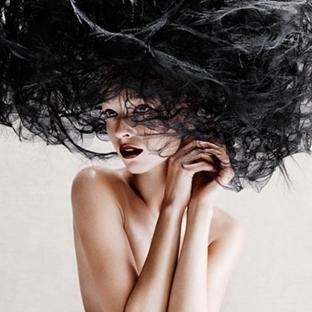 saçınızı kendiniz örebilirsiniz , işte bakın !