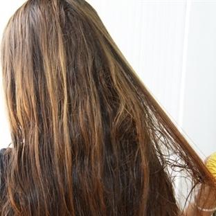 Saçlarım gür ve bakımlı olsun diyenler!