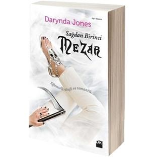 Sağdan Birinci Mezar - Darynda Jones / Kitap Yorum