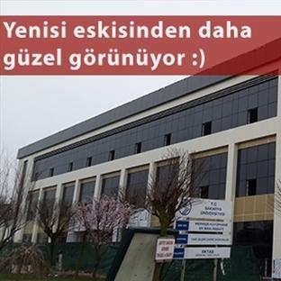 Sakarya Üniversitesi Yeni Kütüphanesi Bitmek Üzere