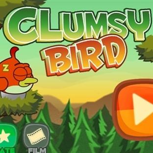 Salak Kuşlar – Clumsy Bird Android Oyunu