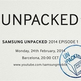 Samsung Galaxy S5 Tanıtımı