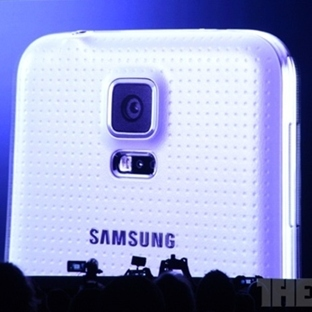 Samsung S5 tanıtımı