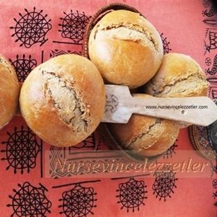 Sarı Buğday Unlu Küçük Ekmekcikler