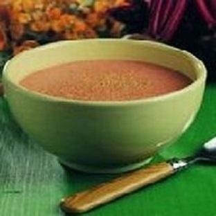 Sebzeli Pancar Çorbası