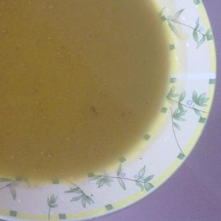 Sebzeli Yeşil Mercimekli Çorba