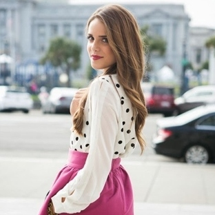 Sevdiğim moda blogları: Gal Meets Glam