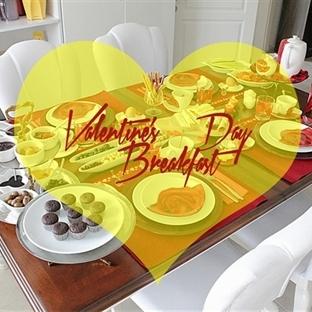 Sevgililer Günü Kahvaltısı…