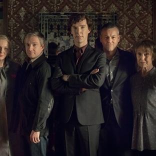 Sherlock'tan 4. Sezon için Kötü Haber