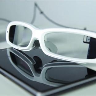 Sony Akıllı Eye Glass Prototipi MWC 2014'te Gözükt