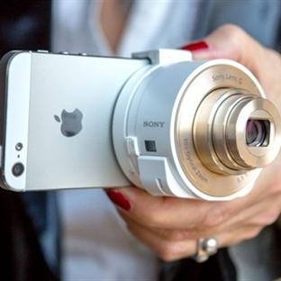 Sony'nin Kamera Sistemleri Yeni iPhone'ları Güçlen