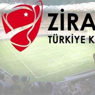 İşte Türkiye Kupası Yarı Final Eşleşmeleri