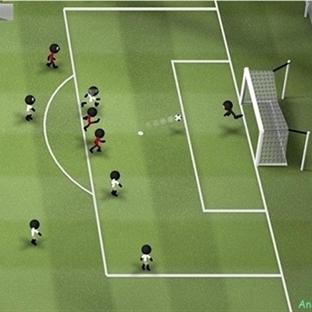Stickman Soccer Android Futbol Oyunu