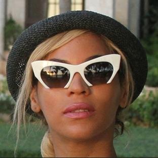 Stil Önerisi - Beyonce'nin Güneş Gözlükleri