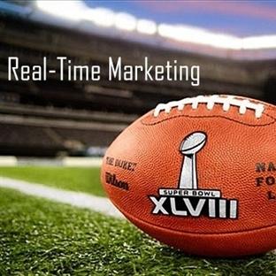 Super Bowl 2014 Ve Gerçek Zamanlı İçerikler