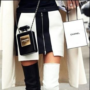Takmayan Kalmadı | Chanel No.5 Parfume Bag