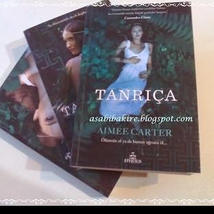 Tanrıça Serisi 1. Kitap - Aimee Carter