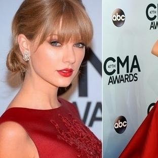 Taylor Swift Kırmızı Halı Kıyafetleri 2014