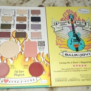 The Balm - Rockstar Palette Balm Jovi