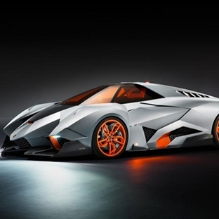 The Lamborghini Egoista