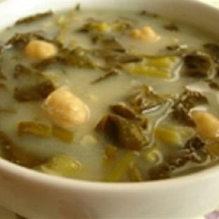 Tirşik çorbası nasıl yapılır? (K.maraş)