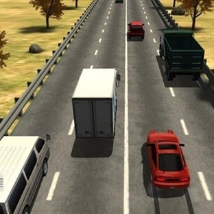 Traffic Racer Android Araba Oyunu