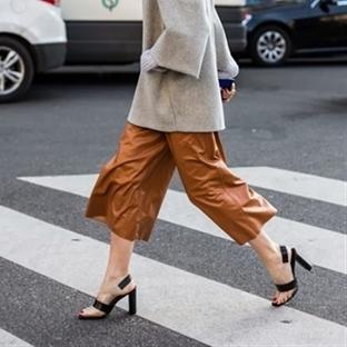 Trend: Etek Pantolon