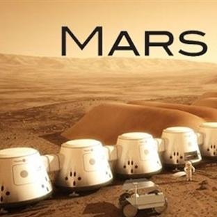 Türkler Mars Gezegenine Gidiyor