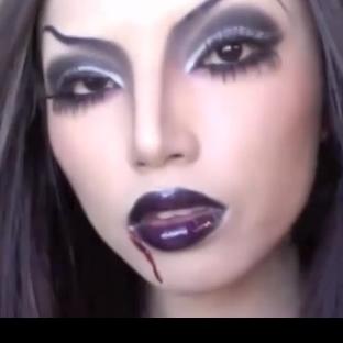 Vampir Maske Yapımı