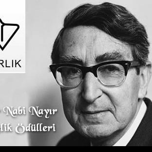 Varlık Dergisi Yaşar Nabi Nayır Gençlik Ödülleri 2