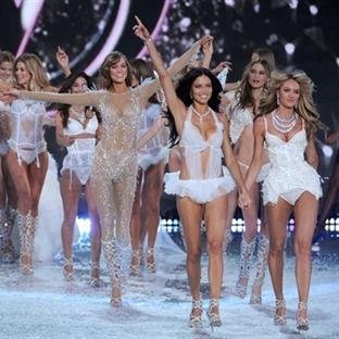 Victoria's Secret 2014 şovundan muhteşem kareler