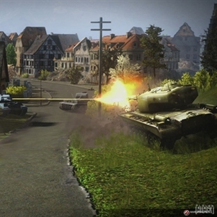 World Of Tanks XBox'a Ücretsiz Olarak Geliyor
