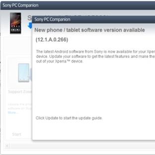 Xperia SP İçin Android 4.3 'ün Startı Verildi !
