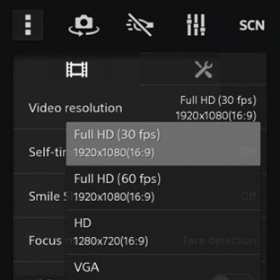 Xperia Z2 Full HD 60fps + 15.5 MP İle Geliyor !