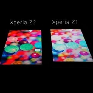 Xperia Z2 'nin Ekranı Xperia Z1 'le Yarışıyor !