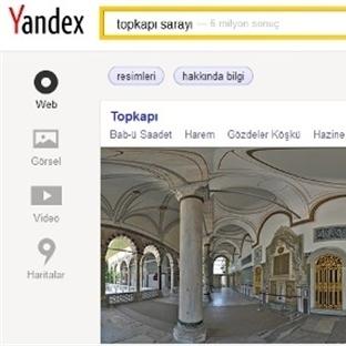 Yandex Panorama İle Tarihi Mekanları Keşfedin