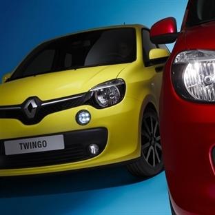 Yeni Arkadan Motorlu Renault Twingo Tanıtıldı!